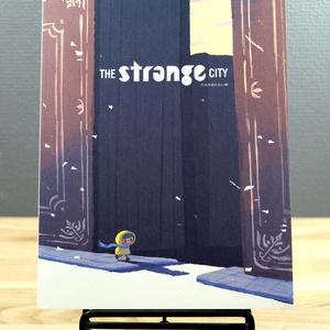 ア・メリカ画集「The Strange City だれも知らない街」COMITIA131 Artbook