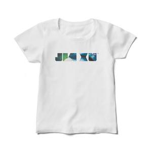 Galaxy 賈詡 レディースTシャツ(ホワイト)