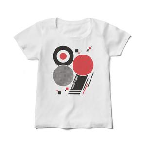 陳宮:知力89 レディースTシャツ(ホワイト)