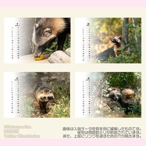 たまたぬカレンダー2022【10月15日画像追加】