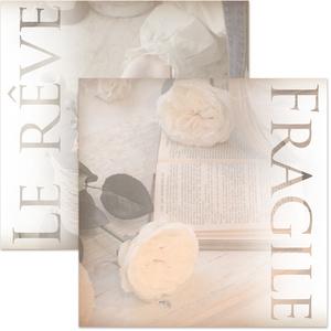 写真集『Le rêve/Fragile』