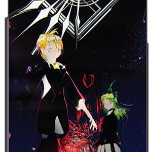 Tone Sphere iPhone7スマホケース(黒)