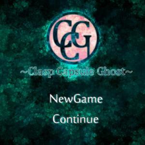 CCG~Clasp Capsule Ghost~