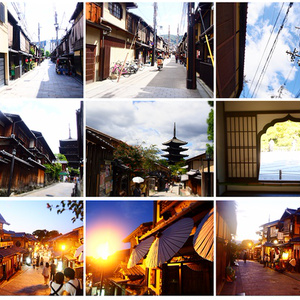 写真素材集01 夏の京都