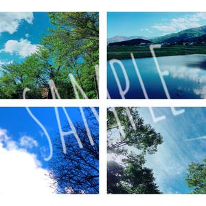 【FREE】写真素材集001 ao