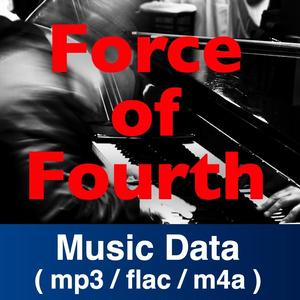 【DL販売】Force of Fourth (Jazz Trio)