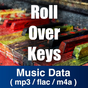 【DL販売】Roll Over Keys (Piano Trio - Jazz Blues)