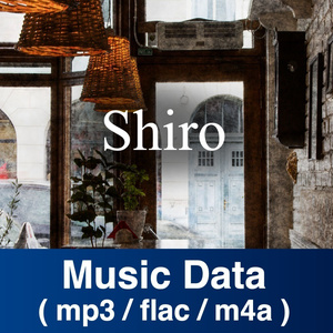 【DL販売】白 (Piano Trio - Jazz Ballad)