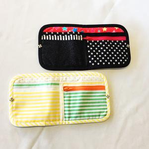 【鉄オル】2つ折り財布