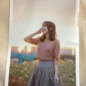 オリジナルクリアファイルType-B《虹色夕日Ver.》