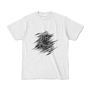 ねつけのけだまTシャツ(白)