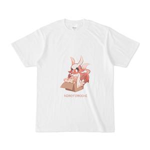 荷物持ち係のTシャツ