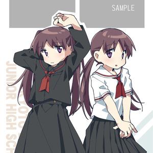 京都府学校制服selection