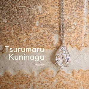 Touken Ranbu motif necklace