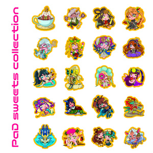 PaD Sweets collection*オレンジ