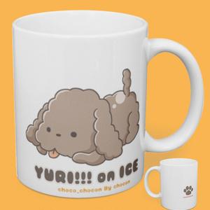 ユーリ!!! on ICE マッカチンマグカップ