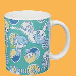 ユーリ!!! on ICE  マグカップ