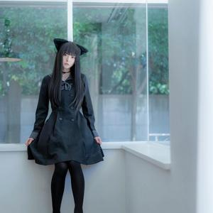 写真集「- BLACK -」