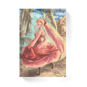 【Sexia:Lerea memory】フェイシアの噴水広場にて