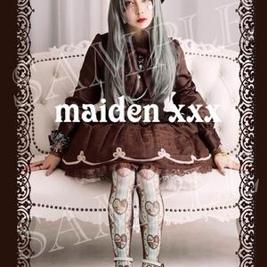 maiden xxx(ダウンロード版)