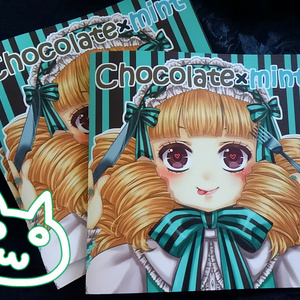 Chocolate×mint
