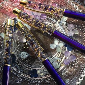 【刀剣乱舞】へし切長谷部イメージハーバリウムボールペン