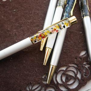 【刀剣乱舞】小狐丸イメージハーバリウムボールペン