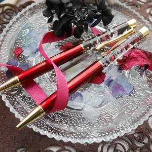 【刀剣乱舞】加州清光イメージハーバリウムボールペン