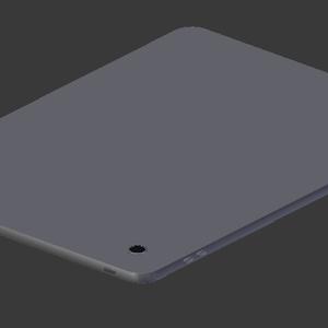 """""""L""""Pad Pro 3Dモデル"""