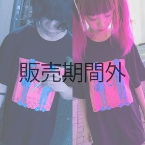 『逃避行』ネオンTシャツ