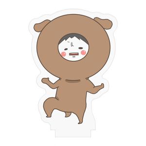 ぽちぼの ぽちアクリルフィギュア