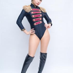 軍服レオタード|Mサイズ