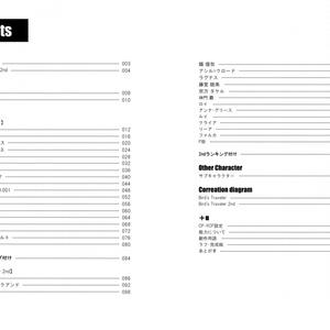 2B CHARACTER VISUAL BOOK Vol.1