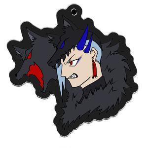 ブラックウルフ黒アクキー