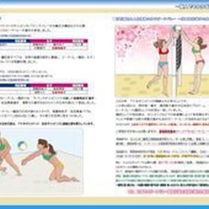 【五輪正式種目】ビーチバレー〜一般人でも分かるビーチバレー