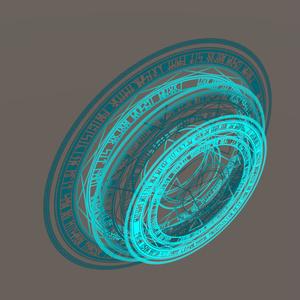 【VRChat向け】ファンタジーな光源(多層化駆動シェーダー&サンプルセット)