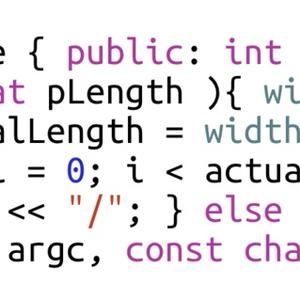 C++マスキングテープ