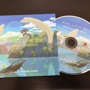 World for Two オリジナル・サウンドトラック [CD](World for Two Original Soundtrack [CD])