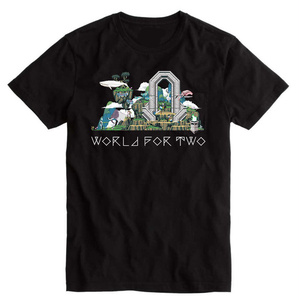World for Two Tシャツ
