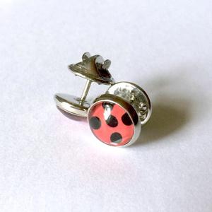 Ladybug's pierces 🐞