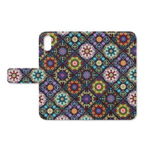 モザイクタイルみたいなiPhoneケース。