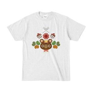 食いしん坊くまちゃんTシャツ