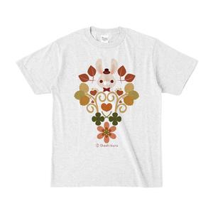 うさちゃんTシャツ (秋色)