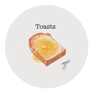 Toastsマスキングテープ