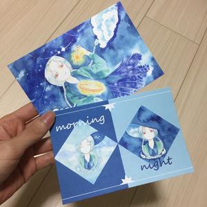 【ポストカード】先生のポストカードセット