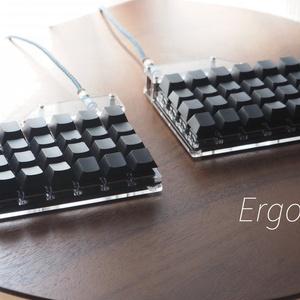 【販売終了】Ergo42 キーボードキット