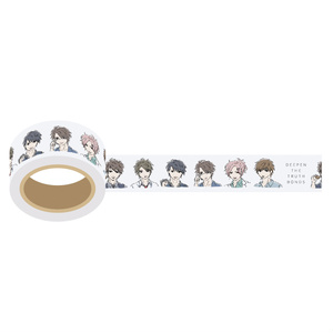 [ STAND MY HEROES ] TRUTH BONDS Masking Tape