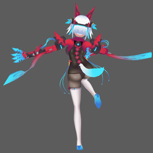 【3Dモデル】トトリエーデ