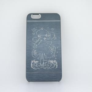 iPhone6/6sメタルケース幽々子