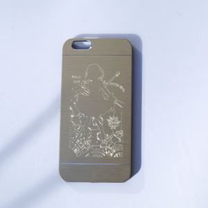 iPhone6/6sメタルケース十六夜咲夜 黒・金・赤